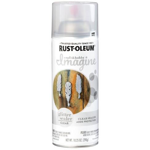 Rust-Oleum Imagine Glitter Clear Spray Paint 10 25oz