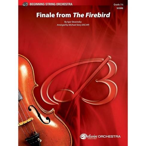 BELWIN Finale from The Firebird - Grade 1.5 - image 1 of 1
