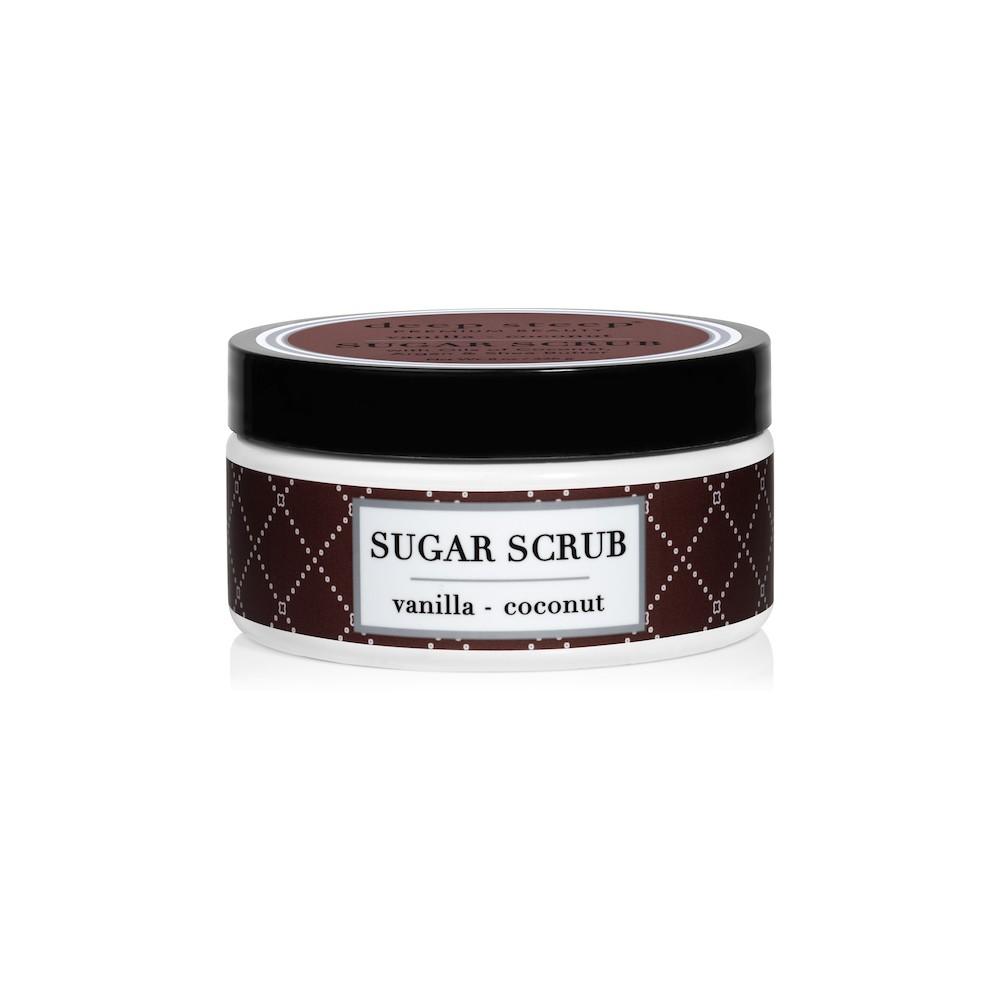Image of Deep Steep Vanilla Coconut Sugar Scrub - 8oz