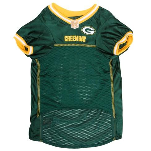 6cfe985da NFL Pets First Mesh Pet Football Jersey - Green Bay Packers   Target