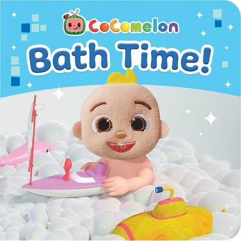 Cocomelon Bath Time! - by  Scarlett Wing (Board Book) - image 1 of 1