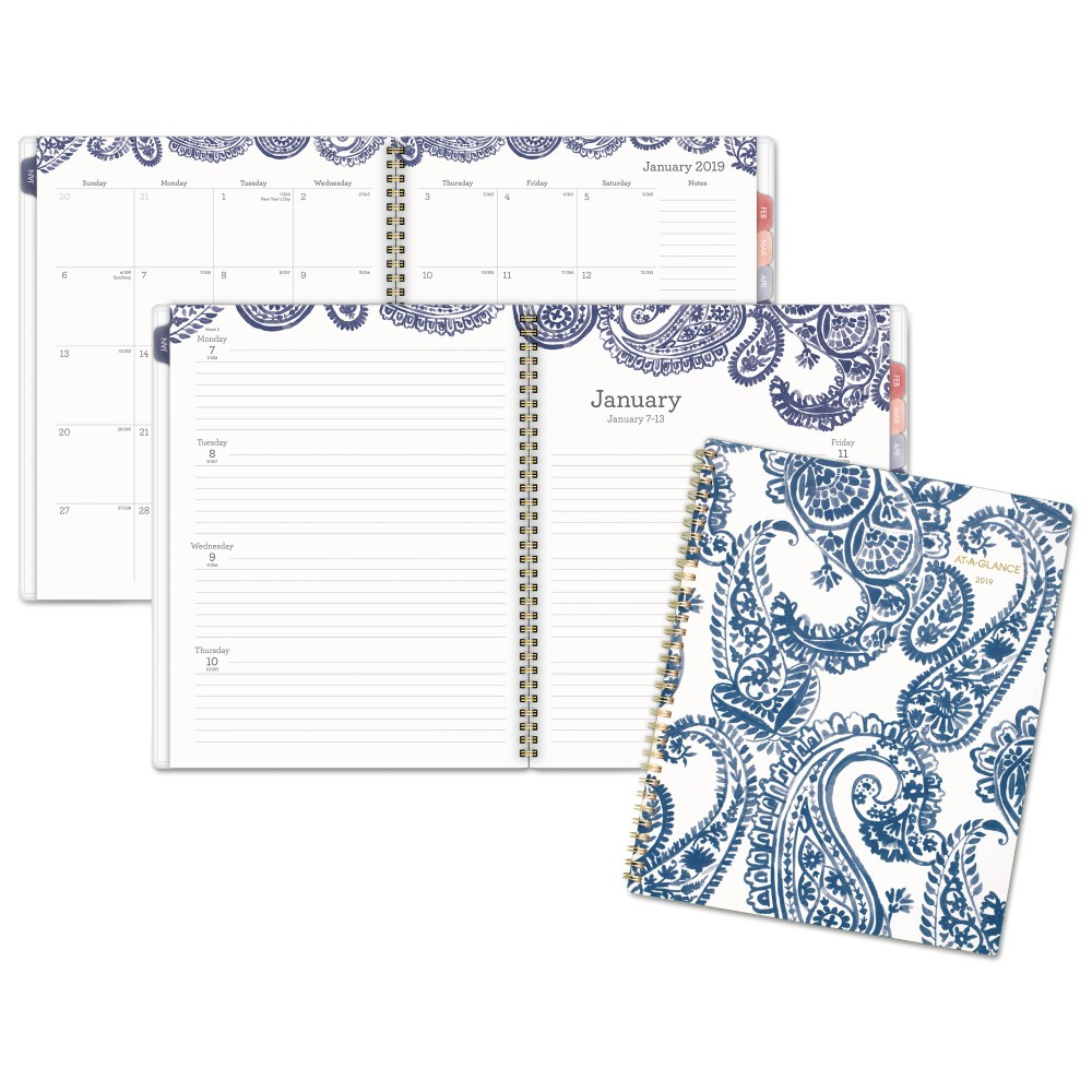 2019 Paige Planner 8.5
