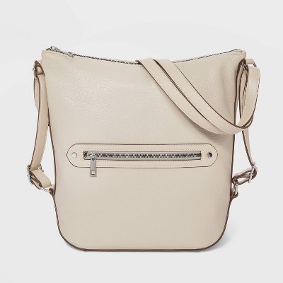 Studded Convertible Shoulder Bag - A New Day™