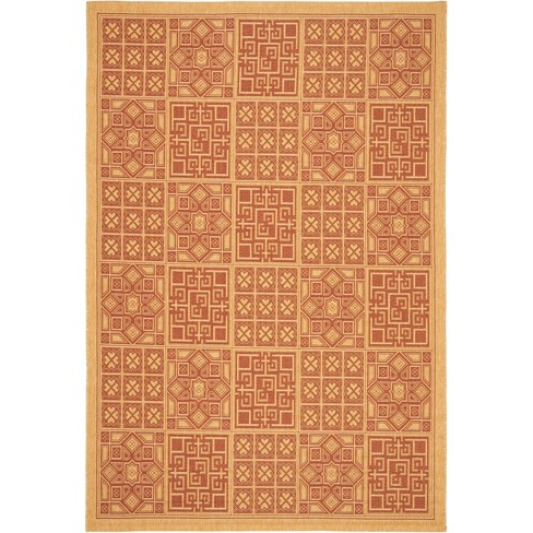 Courtyard Cy6947 Loomed Rectangle