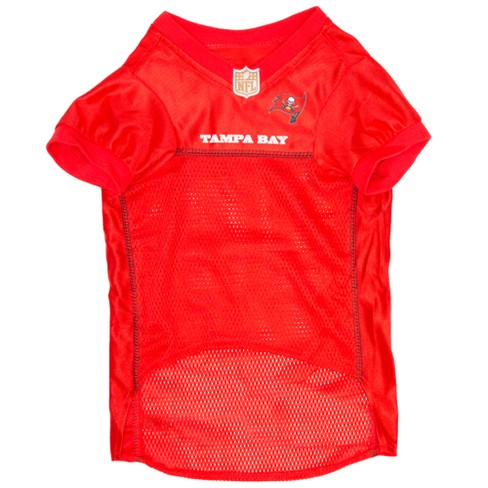NFL Pets First Mesh Pet Football Jersey - Tampa Bay Buccaneers   Target 5df3dcdb9