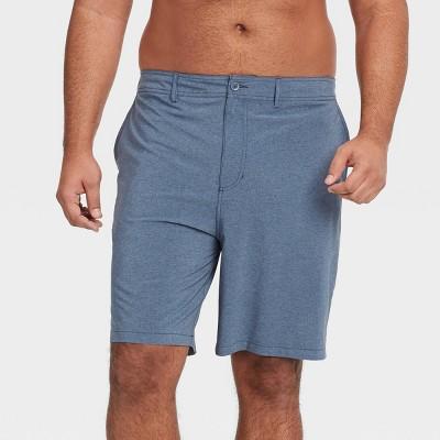 "Men's Big & Tall 9"" Hybrid Swim Shorts - Goodfellow & Co™"