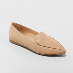 Women's Micah Pointed Toe Closed Loafers - A New Day™
