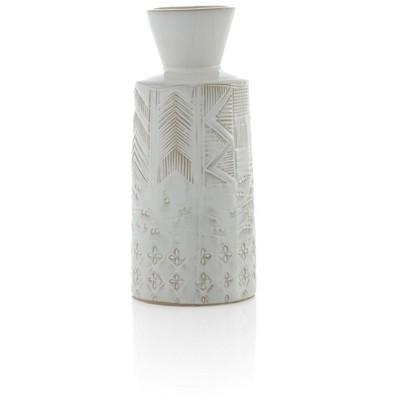 Large Austin Vase  - Off-White - Shiraleah