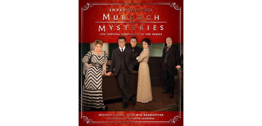 Boss International Investigating Murdoch Mysteries : The ...