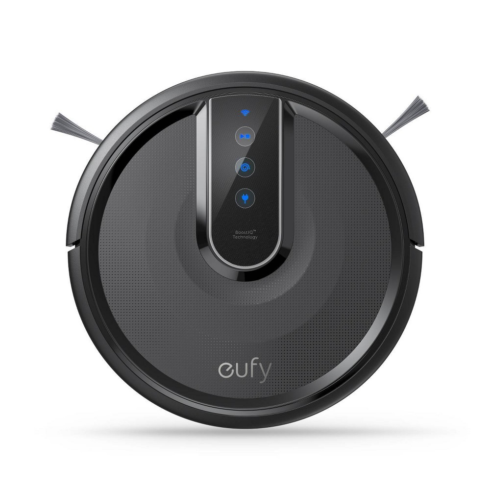 Eufy - RoboVac 35C Wi-Fi Connected Robot Vacuum - Black
