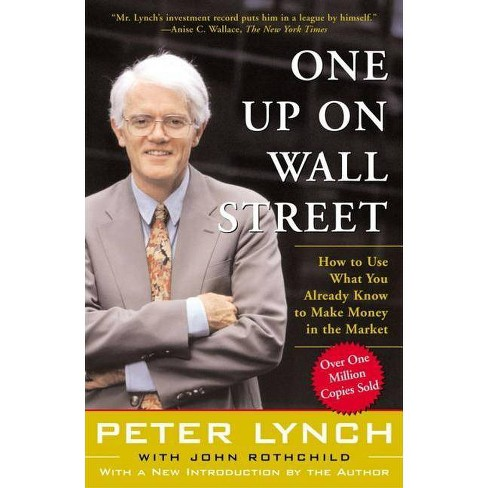 One Up on Wall Street - by  Peter Lynch (Paperback) - image 1 of 1