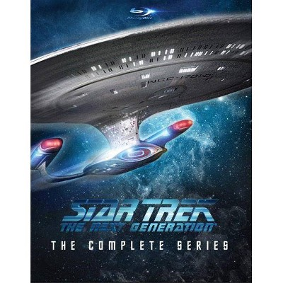 Star Trek The Next Generation: The Complete Series (Blu-ray)(2016)