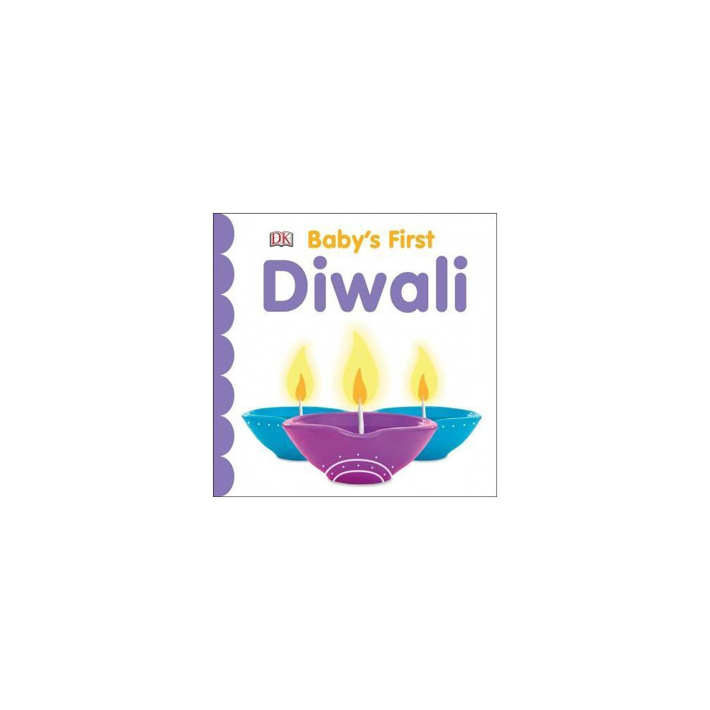 Baby S First Diwali Baby S First Holidays Board Book