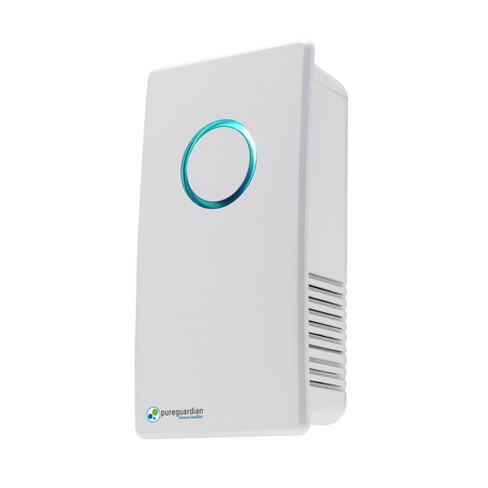 GermGuardian Elite Pluggable UV Sanitizer and Odor Reducer  Air Purifier GG1100W White - image 1 of 2