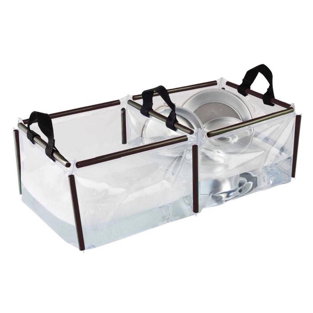 Image of Coleman Folding Double Wash Basin