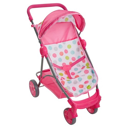 Honestly Cute Deluxe Baby Stroller - image 1 of 6