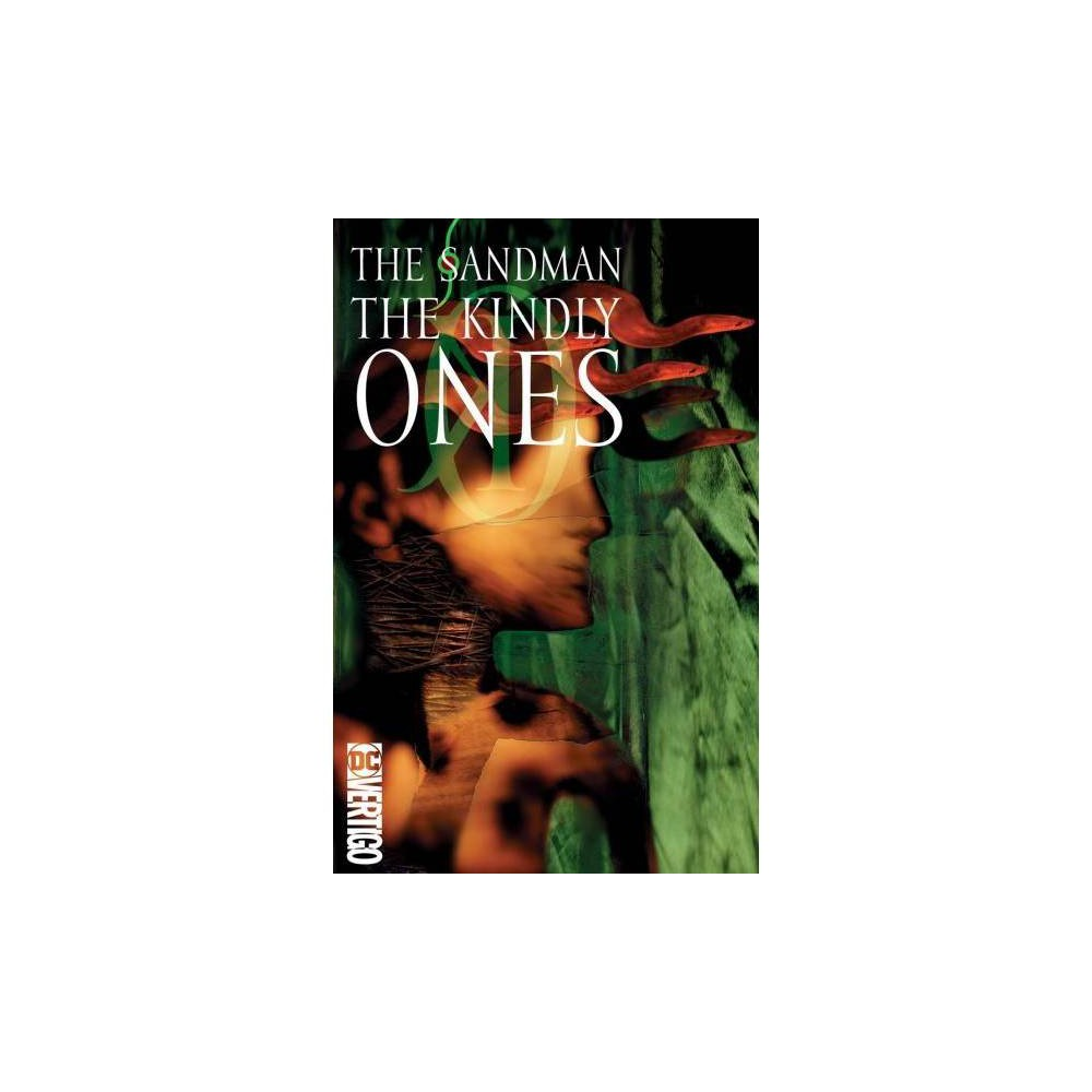 Sandman 9 - the Kindly Ones : Dc Black Label Edition; 30th Anniversary Edition - Anv (Paperback)