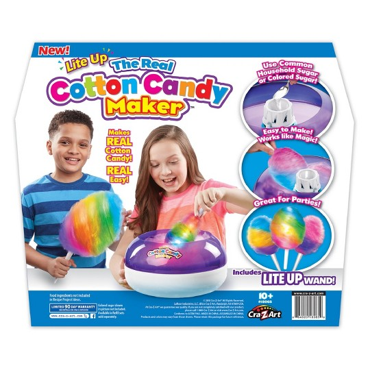 Cra-Z-Art Cotton Candy Maker with Lite Wand image number null