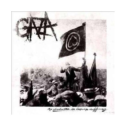 Gaza - No Absolutes In Human Suffering (CD) - image 1 of 1