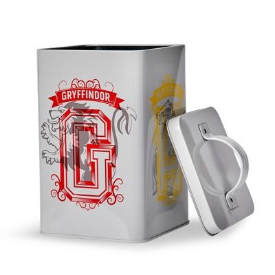 Se7en20 Harry Potter House Crests Storage Tin With Lid