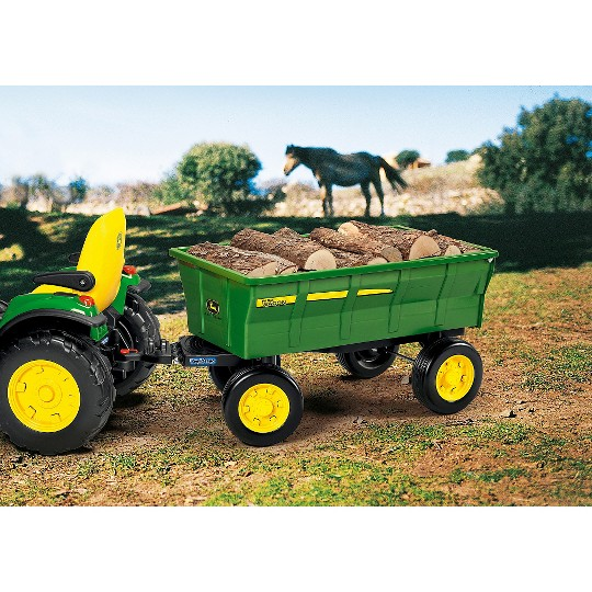Peg Perego John Deere Farm Wagon image number null