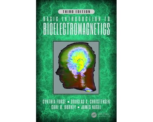Basic Introduction to Bioelectromagnetics -  (Hardcover) - image 1 of 1