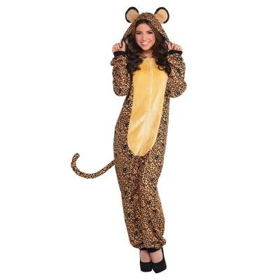 Adult Monkey Zipster Halloween Costume XXL