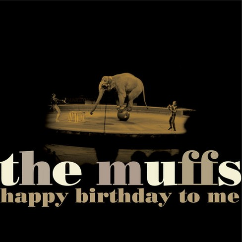 Muffs - Happy Birthday To Me (Vinyl) - image 1 of 1