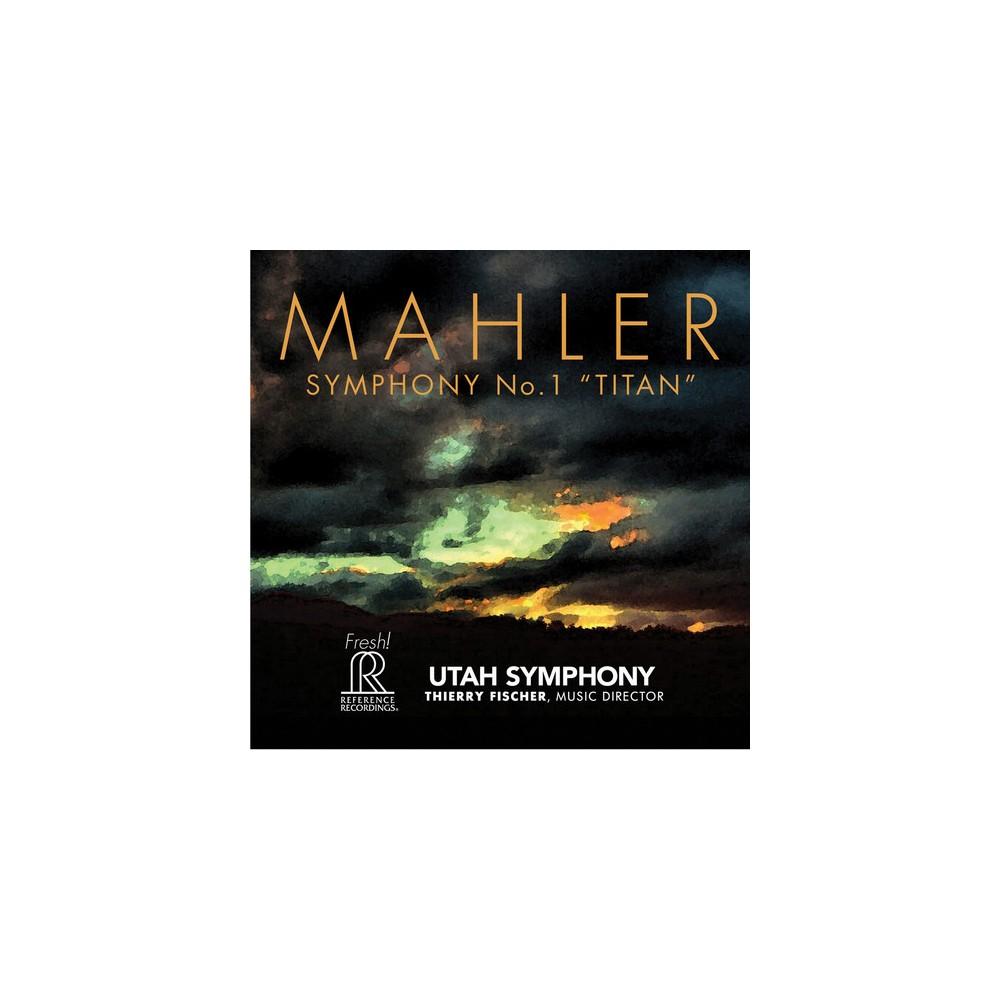 Utah Symphony Orches - Mahler:Symphony No 1 Titan (CD)