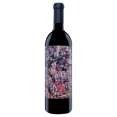 Orin Swift Abstract Red Blend Wine - 750ml Bottle