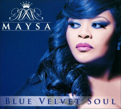 Maysa - Blue velvet soul (CD) - image 1 of 1