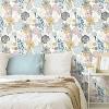 RoomMates Perennial Blooms Peel & Stick Wallpaper - image 4 of 4