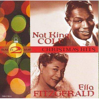 Nat King Cole/Ella Fitzgerald - Christmas With Nat King Cole And Ella Fitzgerald (CD)