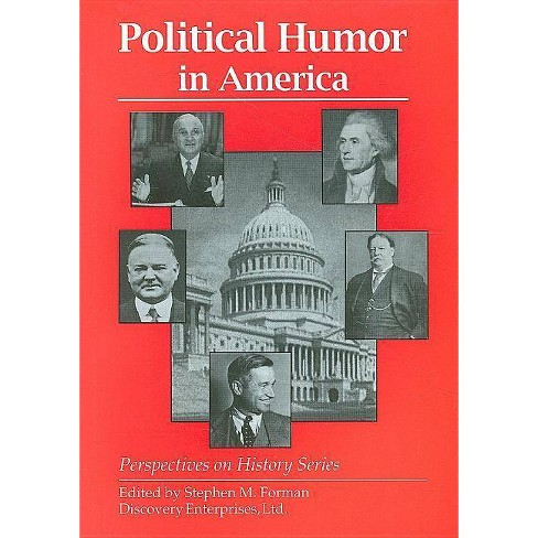 Political Humor in America - (Perspectives on History (Discovery)) (Paperback) - image 1 of 1