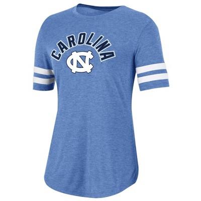 NCAA North Carolina Tar Heels Women's Short Sleeve Crew Neck T-Shirt