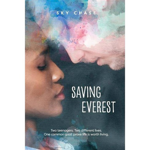 Saving Everest - by  Sky Chase (Hardcover) - image 1 of 1