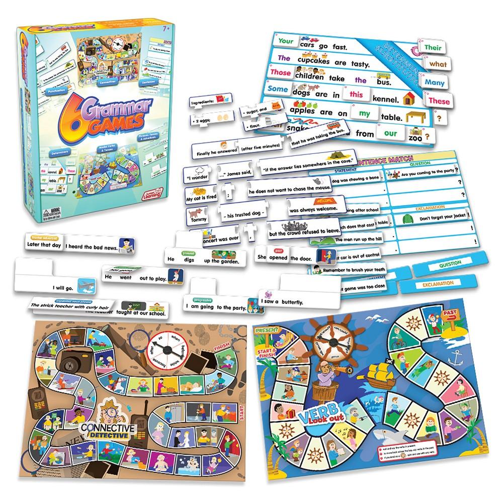 Image of Junior Learning 6 Grammar Games