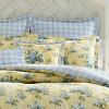 Yellow Cassidy Comforter Set - Laura Ashley - image 2 of 3