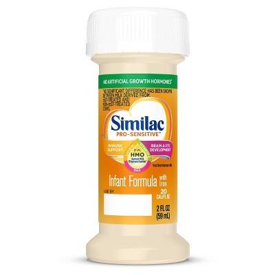 Similac Pro-Sensitive Formula - 48ct/2 fl oz Each