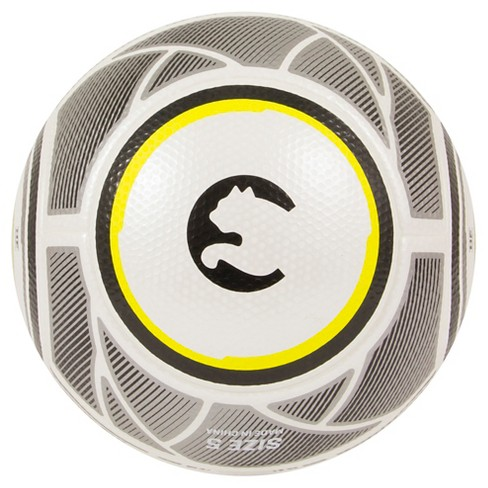 ProCat by Puma Size 5 Soccer Ball - Black/Yellow - image 1 of 3