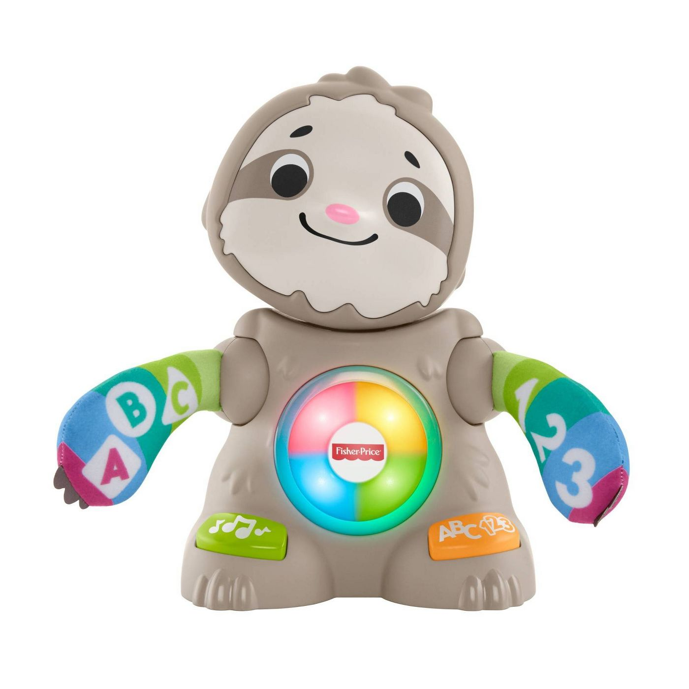 Fisher-Price Linkimals Smooth Moves Sloth - image 1 of 11