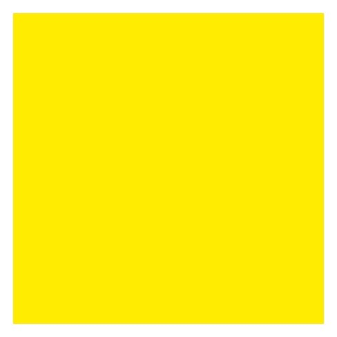 ArtKraft Duo-Finish Paper Roll, 50 lb, 36 Inches x 1000 Feet, Canary Yellow - image 1 of 1