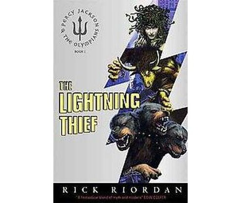 Lightning Thief (School And Library) (Rick Riordan) - image 1 of 1