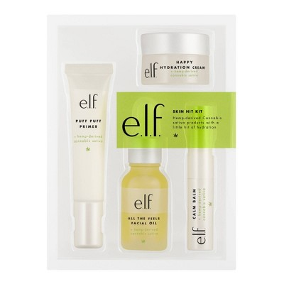 e.l.f. Hemp Skin Care Travel Kit - 0.5lb