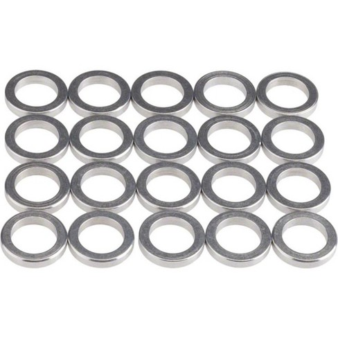 Wheels Manufacturing 1.2mm Aluminum Chainring Spacer Bag//20