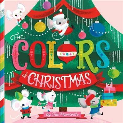 The Colors of Christmas - (Board_book)