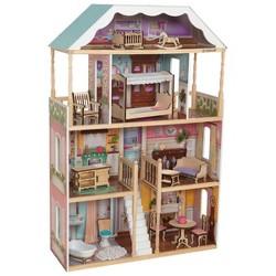 Melissa Doug Take Along Wooden Doorbell Dollhouse Doorbell