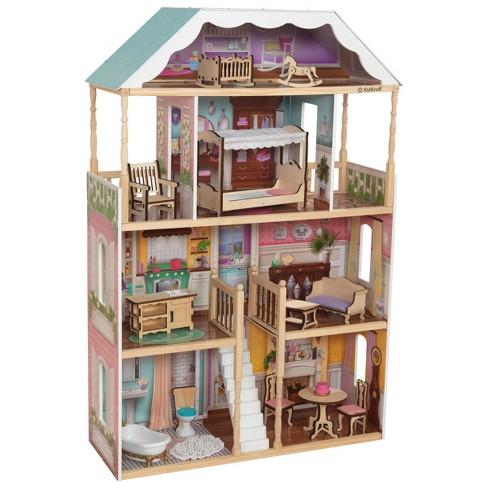 KidKraft Charlotte Dollhouse - image 1 of 4