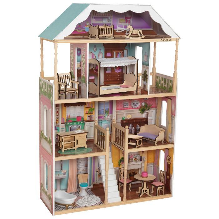 KidKraft Charlotte Dollhouse - image 1 of 10