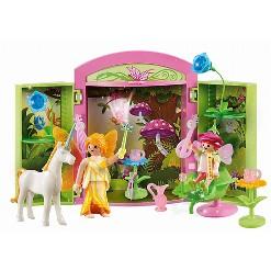 Playmobil Play Box Fairies